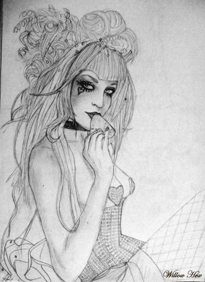Emilie Autumn by Willow-Hex